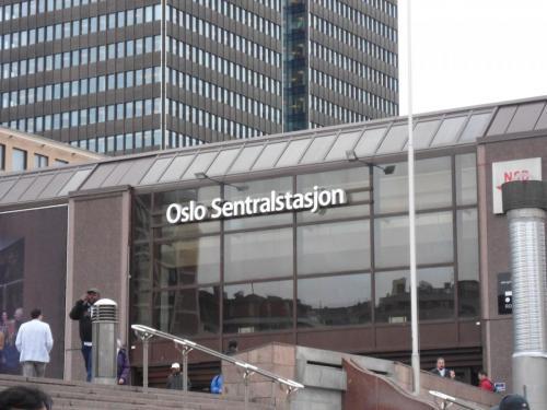 Oslo-Sentralstasjon