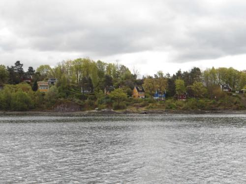 Oslo-huisjes